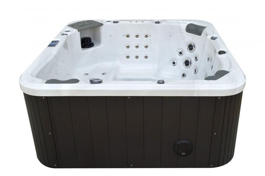 The Amalfi Hot Tub - The Hot Tub Company
