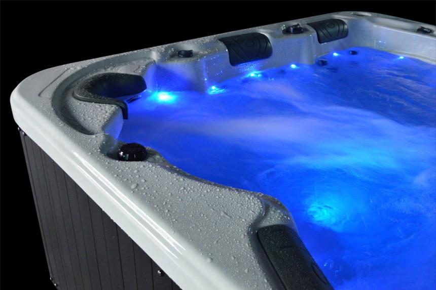 the palma hot tub the hot tub company. Black Bedroom Furniture Sets. Home Design Ideas